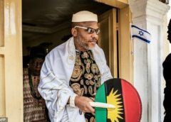 Biafra: Anyone who says Igbo nation will not be achieved will die – Nnamdi Kanu warns – Daily Post Nigeria